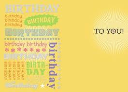 hallmark cards birthday justsingit