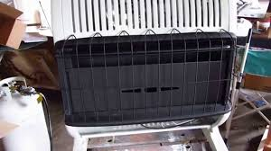 mr heater corporation vent free blower fan kit mr heater blue flame vent free heater lp review youtube