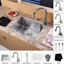 Kitchen Faucets And Sinks Single Faucet Placement For Undermount Sinks Kitchen