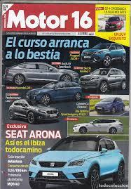revista motor 2016 revista motor 16 nº 1683 año 2016 prueba ds c comprar revistas