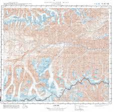 Stanford Maps Kokshal Tau 2008