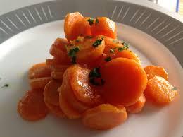 cours de cuisine vichy recette carottes vichy au cookeo sur à vos fourchettes de
