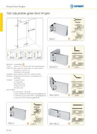 hinges for glass door door hinges gulf industrial limited