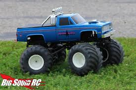 monster truck toy videos bigfoot open house trigger king monster truck race20 big squid