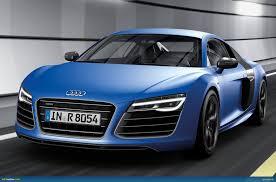 Audi R8 Matte - ausmotive com 2013 audi r8 facelift revealed