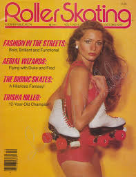 roller skating magazine october 1979 vintage everyday