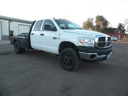 sold 2007 dodge ram 3500 4x4 6 7 diesel quad cab automatic