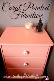 How To Organize Nightstand Organizing Nightstand Creative Pink Butterfly