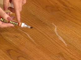 laminate floor wax stripping