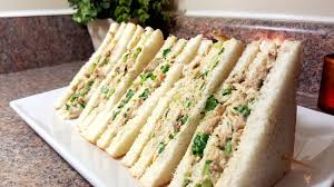 cuisine plus tv programme chicken mayonnaise sandwiches delicious cuisine