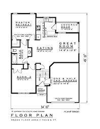 raised bungalow house floor plans