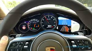 porsche 2017 4 door 2017 porsche panamera gallery slashgear instrument panel