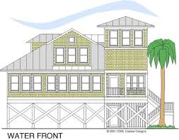 Water View House Plans 68 Best House Plan Favs Images On Pinterest Coastal Homes Home
