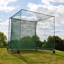 Golf Net For Backyard by Nets Cages And Mats 50876 20 Deep Large Practice Golf Net With