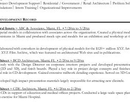 web architect resume project architect resume project architect resume samples