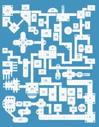 Creative Maps Old Blue U0027 Dungeon Maps Creative Commons Licensed Maps
