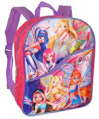 amazon winx club 12 toddler backpack kids u0027 backpacks