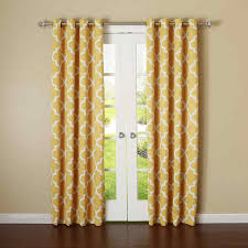 Kitchen Curtain Ideas Small Windows Blue And Yellow Kitchen Curtains Adeal Info