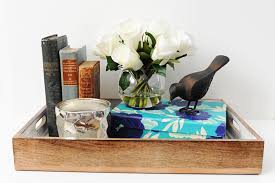 coffee table tray ideas interior design diy how to style a tray for your coffee table or