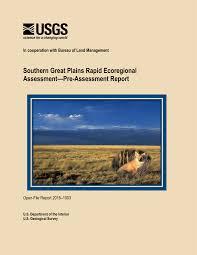 am agement petit bureau southern great plains rapid ecoregional assessment pre assessment
