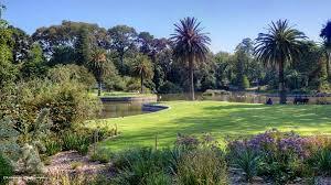 The Royal Botanic Gardens Picnic In The Royal Botanical Gardens Melbourne