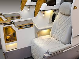 How To Cover A Chair Seat Business Class Cabin Features Flying With Emirates Emirates