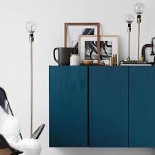 ikea hack ivar cabinet soophisticated zondagmiddag inspiratie ikea ikeanl rodd ivar inky blue