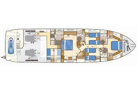 Luxury Yacht Floor Plans by Ferretti 760 Charter Motor Yacht Greece Navis Yacht Charters