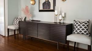 Solid Wood Buffet Table Creative Plain Dining Room Sideboard Solid Wood Dining Room