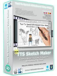 tts sketch maker text to speech whiteboard video maker software