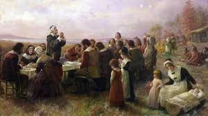 the christian history of thanksgiving