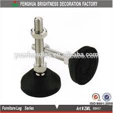 Cabinet Leveler Nylon Cast Iron Furniture Leveler Feet Adjustable Feet For Cabinet