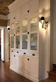 China Cabinets With Glass Doors Small China Cabinet China Cabinets For Small Spaces Small China
