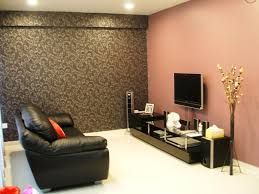 living room color combinations with brown furniture