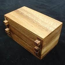 unique box secret lock box wood brain teaser puzzle unique