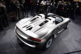 Porsche 918 Turbo - 2010 porsche 918 spyder concept oumma city com