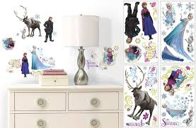 wall stickers shopaholic for kids frozen wall decals wall sticker