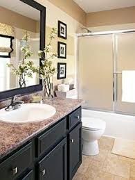 Easy Bathroom Makeover - before and after 20 awesome bathroom makeovers hall bathroom
