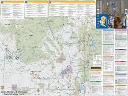 map of idaho mad maps usrt050 scenic road trips map of idaho west montana