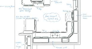 Laying Out Kitchen Cabinets Kitchen Satisfying Kitchen Design And Layout Plans Charm Kitchen