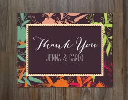 thank you card sles picture create thank you cards photo thank