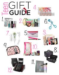 12 teenage gifts for christmas beauty u0026 makeup edition