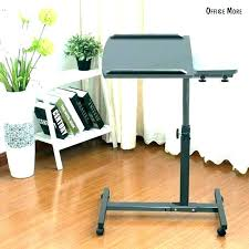 rolling table over bed table over bed hill patient mate jr table bedroom table ls canada