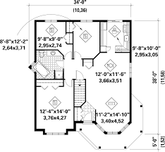 victorian style house plan 3 beds 1 00 baths 1179 sq ft plan 25