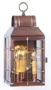 colonial style outdoor lighting colonial new england wall light with bracket lantern rustic style