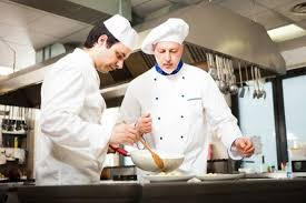 the first step on being a chef a line cook job description
