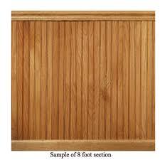 Pine Chair Rail - wainscoting pine paneling barnwood wall panels home depot