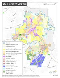 Gis Map Geographic Information Services City Of Vista Ca