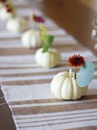 home decorations you can make with mini pumpkins
