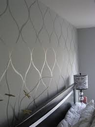 paint or wallpaper stencil your walls for a chic diy alternative to paint or